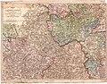 Charte der Lænder am Rhein , von Coblenz der Mosel und Lahne südlich bis Mannheim , nach den besten Hilfsmitteln und ast - urn-nbn-de-0128-1-12014.jpg