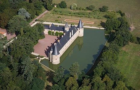 Maisontiers castle, France