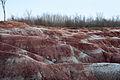 Cheltenham Badlands, Caledon Ontario (17199825671).jpg