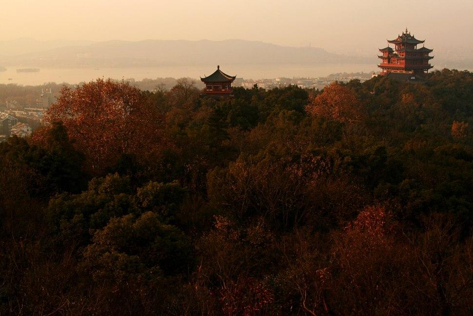 Chenghuangmiao (City God Pavilion), Hangzhou(2568)
