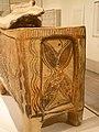Chest-shaped Larnax coffin Terracotta Minoan IIIB Late 13th century BCE (2) (566347110).jpg