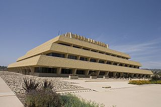 building owned by the United States federal government in Laguna Niguel, California