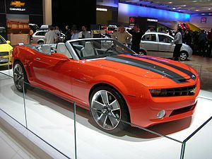 Chevrolet Camaro Convertible - Flickr - The Car Spy.jpg