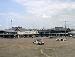 Internationale Luchthaven Chiang Mai