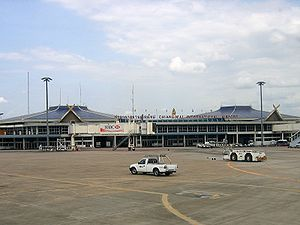 Chiang Mai International Airport - Image: Chiang Mai Intl Airport