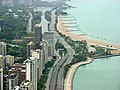 Chicago, view on N. Lake Shore Dr. - panoramio.jpg