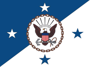 Flag of the Chief of Naval Operations (U.S. Navy).
