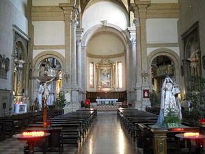 San Tomaso Becket, Verona - Interior