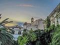 Chiesa San Giovanni Battista con tramonto alle spalle.jpg