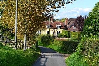 Chilcomb Human settlement in England