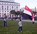 Child with Flag of Yemen at NoBanNoWallSF Rally - Feb 4, 2017 (32691318276).jpg