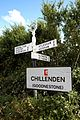 Chillenden Kent England - fingerpost and road sign.jpg
