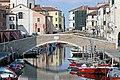 Chioggia. Canal Vena, Ponte della Pescheria - panoramio.jpg