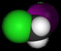 Chloroiodomethane-3D-vdW.png