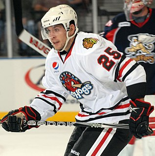 Chris DiDomenico Canadian ice hockey player