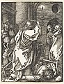 Christ Expelling the Money Lenders, from The Small Passion MET DP124735.jpg