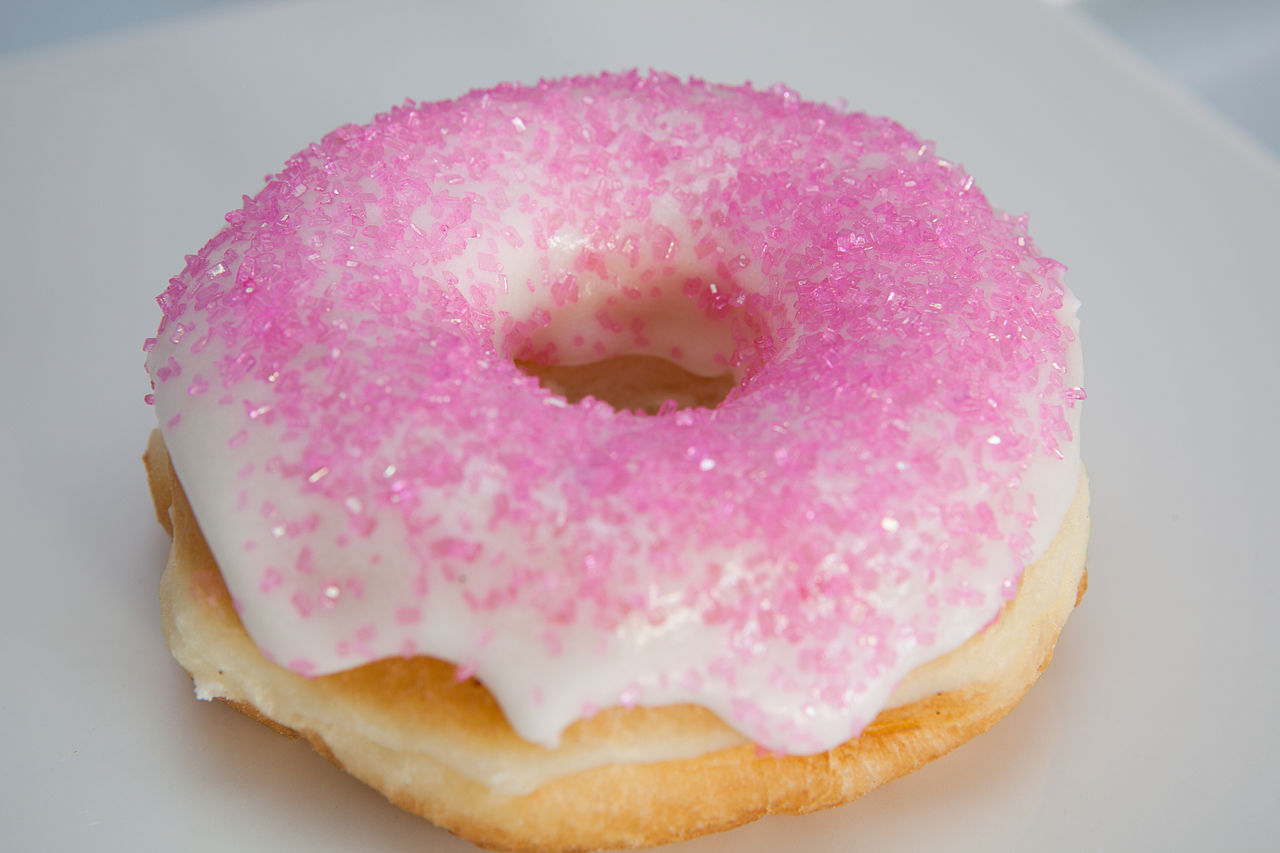 By Ryan A. Monson - Wedding-Halloween Doughnuts 2014-408, CC BY 2.0, https://commons.wikimedia.org/w/index.php?curid=39563432