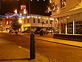 Christmas tree by the Guildhall, Faversham - geograph.org.uk - 1080859.jpg