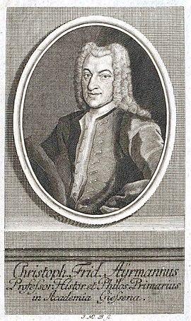 Christoph Friedrich Ayrmann