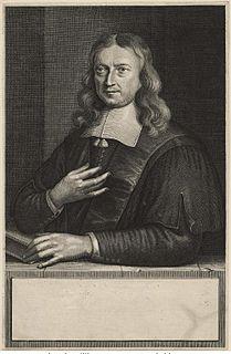 Christopher Wittich Dutch theologian