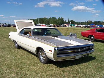 English: 1970 Chrysler 300 Hurst at Power Big ...