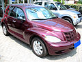 Chrysler PT Cruiser 2.0L Touring 2005 (14442486771).jpg