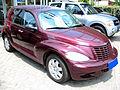 Chrysler PT Cruiser 2.0L Touring 2005 (14442486771).jpg