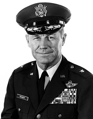 Chuck Yeager - Brigadier General Charles Elwood Yeager by the 1960's-70's