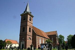 Bunde, Germany - Reformed Church, Bunde