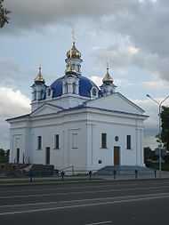 Church in Vorša.JPG