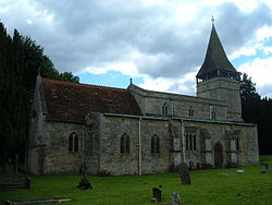Church of St. Mary the Virgin, Beachampton. - geograph.org.uk - 881491.jpg