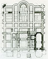 Church of Tithes, Kiev, basement plan, 1826.jpg