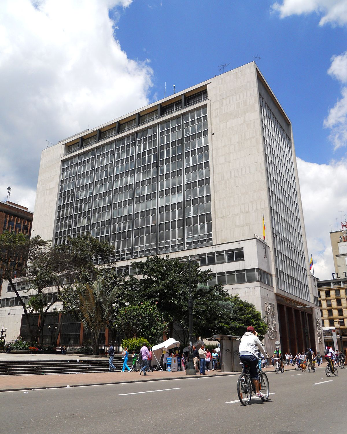 Bank of the republic colombia wikipedia for Banco de bogota