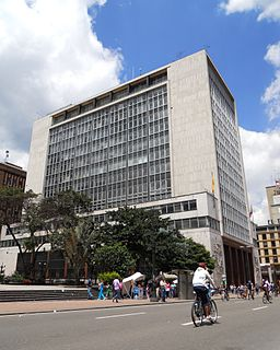 Central Bank of Colombia