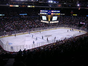 U.S. Bank Arena - Cincinnati Cyclones vs. Evansville IceMen on March 30, 2013