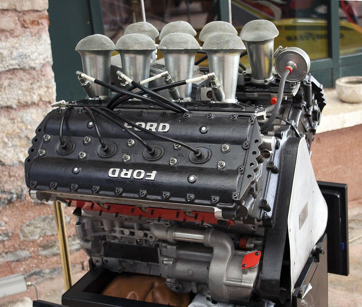 Alfa romeo v6 racing parts 15
