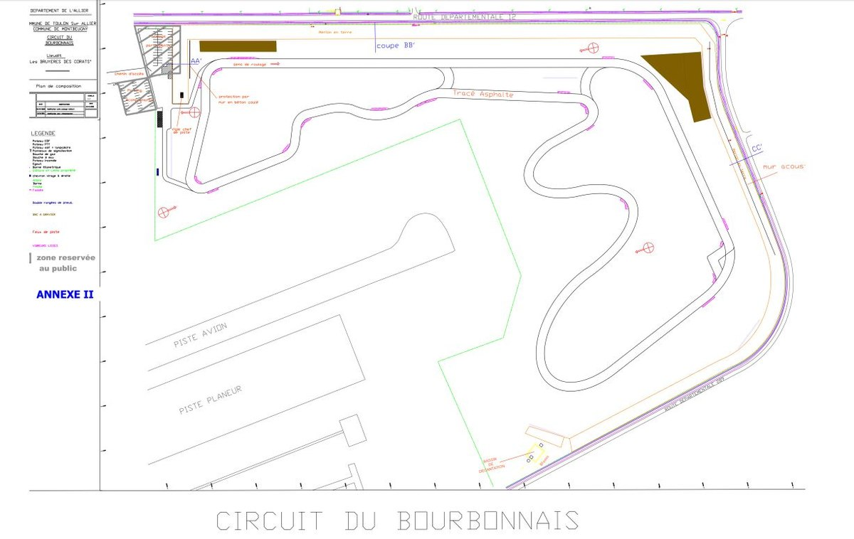 circuit du bourbonnais wikip dia. Black Bedroom Furniture Sets. Home Design Ideas