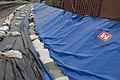 City of Parkville constructs portadams June 2011 (5840370060).jpg