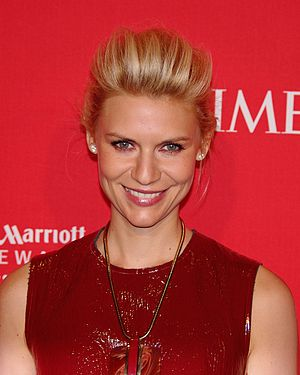 Claire Danes - Danes at the 2012 Time 100