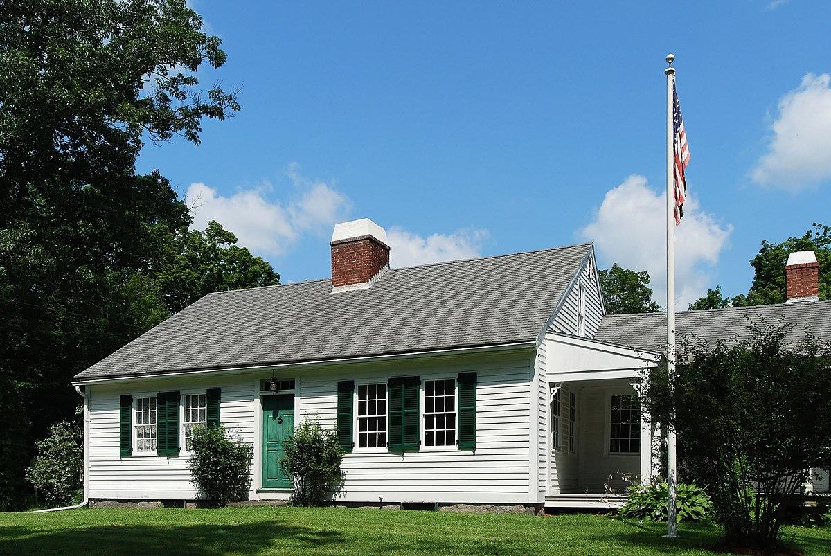Clara barton homestead wikipedia for Clara house