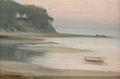 Clarice Beckett - Untitled (Moored Boat, Bayside).jpg