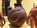 Clay pots and figurines at Odisha Crafts Museum, Bhubaneswar, Odisha, India.jpg