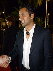 Cliff Curtis w Cannes w 2011 roku
