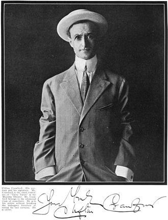Teresa Maxwell-Conover - Clifton Crawford 1909