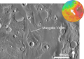Close up view to middle part of Mangala Valles based on day THEMIS.png