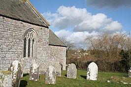 Clyst St Lawrence, the churchyard - geograph.org.uk - 135251.jpg