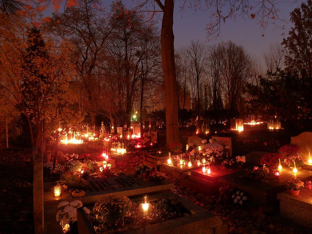 Cmentarz Powązkowski w Warszawie - panoramio (2)
