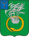 Coat of Arms of Perelyub rayon (Saratov oblast).png