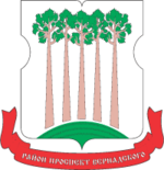 Coat of Arms of Prospekt Vernadskogo (municipality in Moscow).png