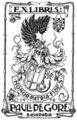Coat of arms of Paul Gore.png